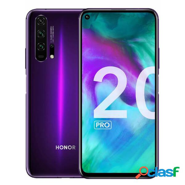 Huawei honor 20 pro 8gb/256gb negro purpura (phantom black)