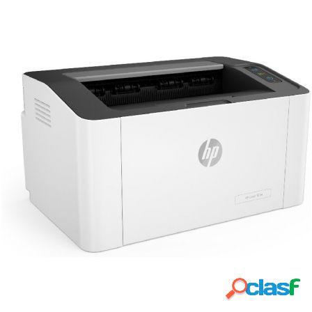 Impresora hp wifi laser monocromo 107w - 20ppm - 600*600pp -