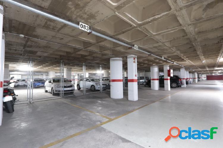 Inmocartago alquila 2 amplias plazas de garaje en C/ Carlos