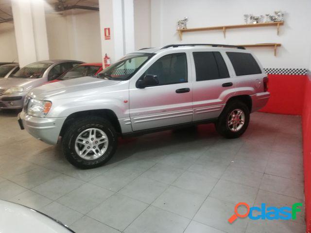 JEEP Grand Cherokee diesel en Quart de Poblet (Valencia)