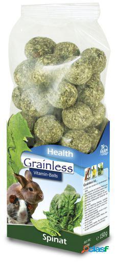 Jr Farm Grainless Health Vitamin-Balls Espinacas 150 GR