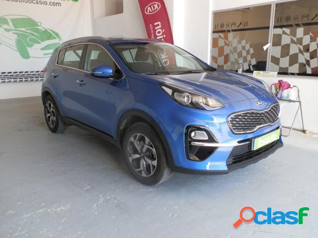 KIA Sportage gasolina en Borges Blanques (Lleida)