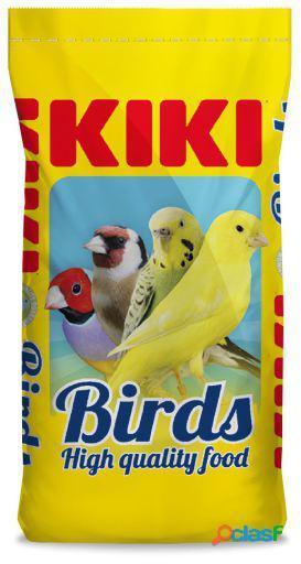 Kiki Mxtura con Alpiste Stnd. con Vitamina 25 KG