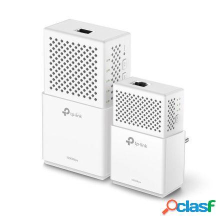Kit adaptadores plc/powerline tl-wpa7510 kit - pack 2 uds