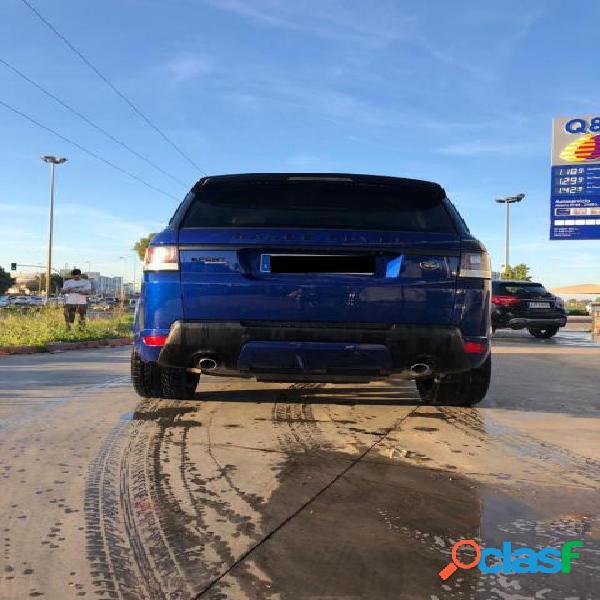 LAND ROVER Range Rover Sport diesel en Sevilla (Sevilla)