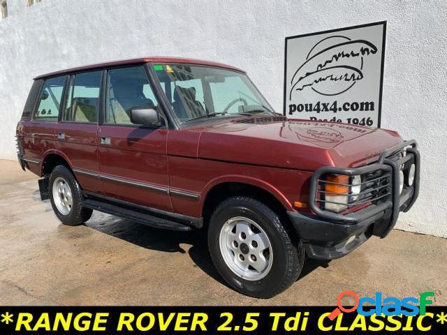 Land Rover Range Rover 2.5 Td '93