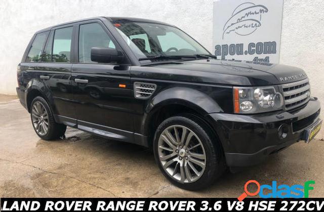 Land Rover Range Rover Sport 3.6tdv8 Hse Hse '08