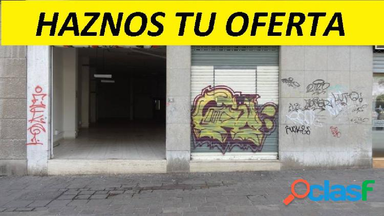 Local comercial en Santa Cruz, procedente de BANCO, con