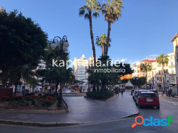 Local comercial en el centro de Alzira