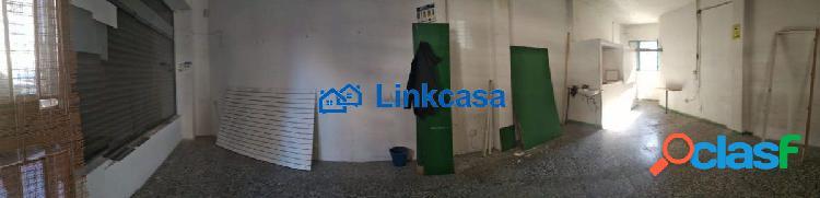 Local de 2 plantas en Opañel, con posibilidad de vivienda.