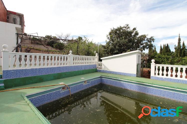 MARAVILLOSO CHALET EN CATADAU