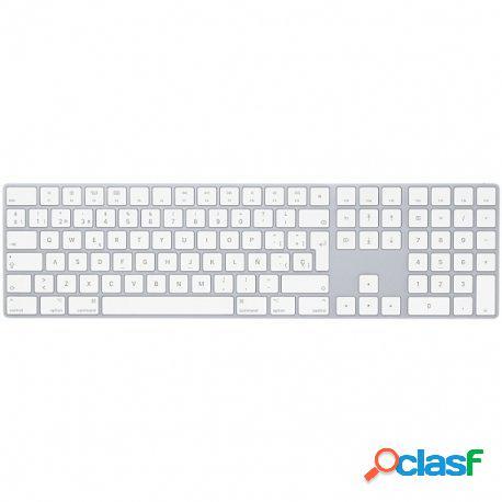 Magic keyboard con teclado numerico en espanol mq052y/a