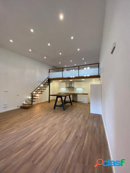 Magnifica casa con ascensor y terraza en Hospitalet del