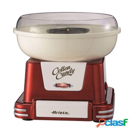 Maquina de algodon de azucar ariete party time - 500w -