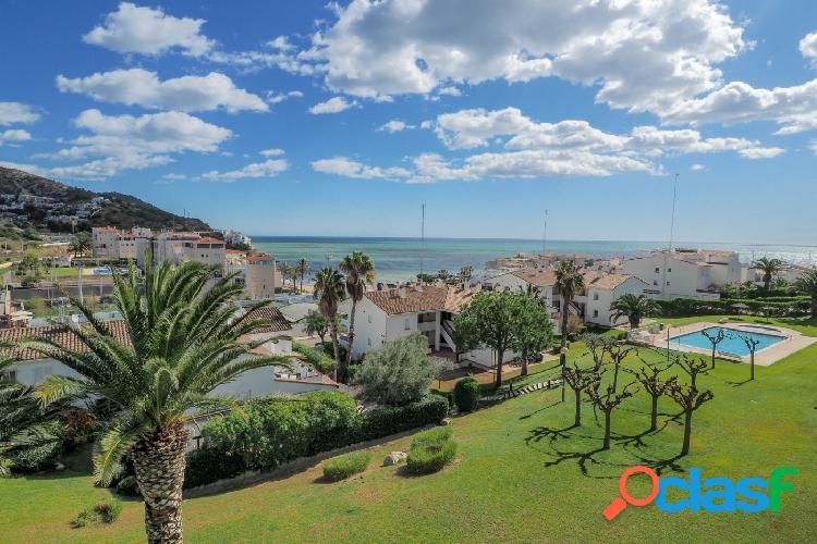 Maravilloso apartamento con vistas al mar
