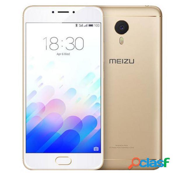 Meizu m3 note dual sim gold 16 gb