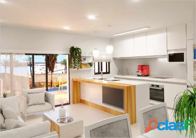 Moderno apartamento de obra nueva en Playa del Cura,