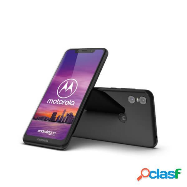Motorola one 4gb/64gb negro single sim xt1941-1