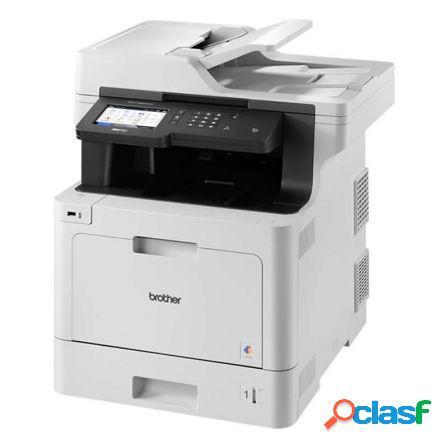 Multifuncion brother wifi con fax laser color mfc-l8900cdw -