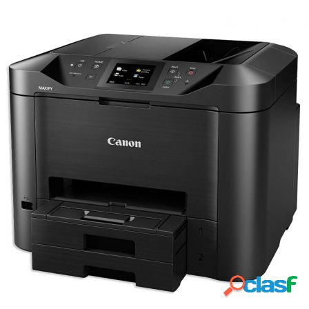 Multifuncion canon wifi con fax maxify mb5450 - 24/15.5 ipm