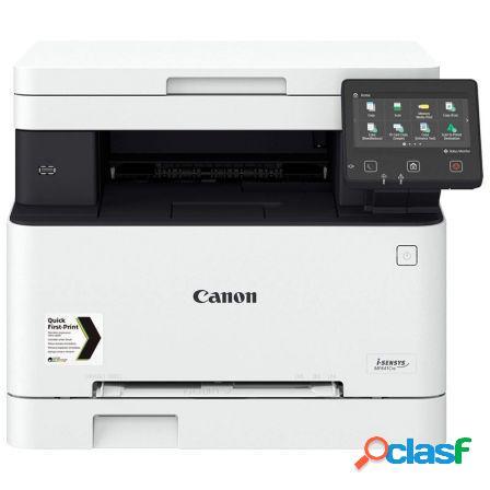 Multifuncion canon wifi laser color i-sensys mf641cw - 18ppm