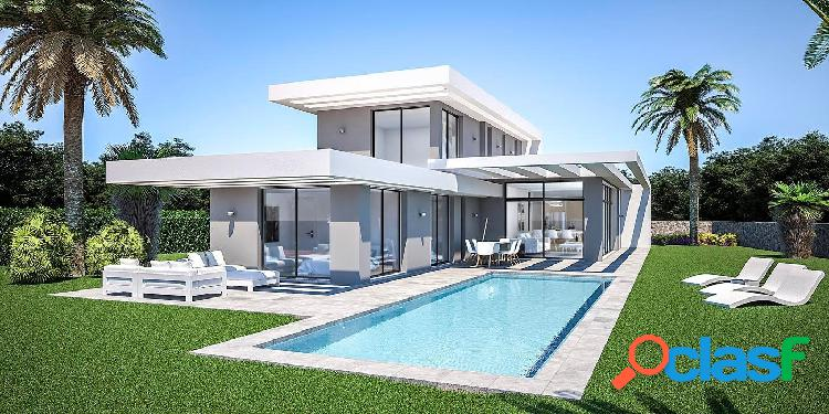 Nueva villa de lujo en venta en Javea GV5091A