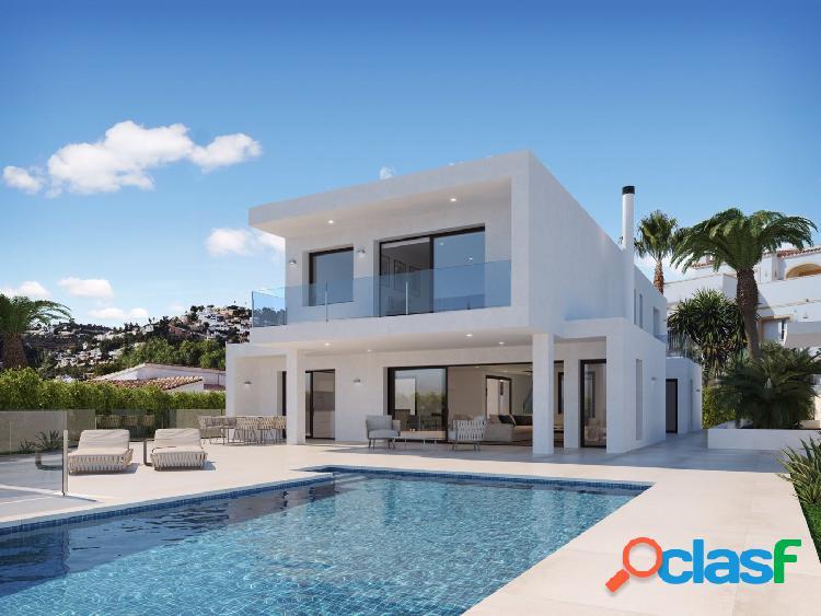 PROYECTO - Villa de lujo con piscina privada y maravillosas