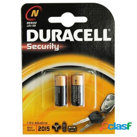 Pack de 2 pilas duracell n cell mn9100b2 - 1.5v - 800mah -