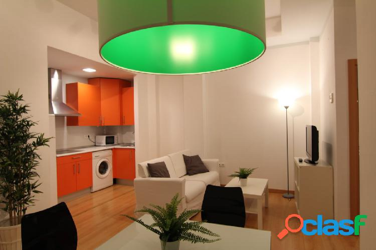 Piso de 2 dormitorios en el Centro de Málaga