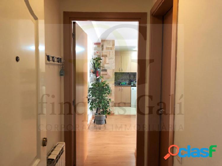 Piso de 2 habitaciones amueblado en Castellgalí