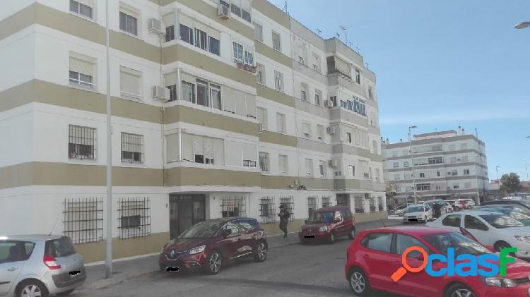 Piso en planta baja de 2 habitaciones en El Puerto de Santa