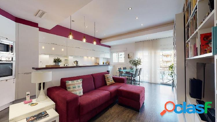 Piso en venta de 64m2 con 2 habitaciones, terraza y trastero
