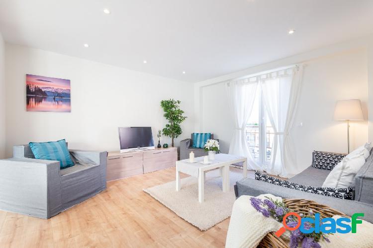 ¡Preciosa vivienda totalmente reformada de 4 habitaciones y