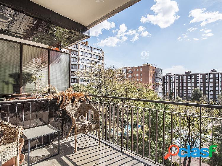 Precioso piso en venta en Sarria, Barcelona.