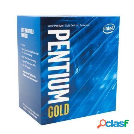 Procesador intel pentium gold g5400 - dual core - 3.70ghz -