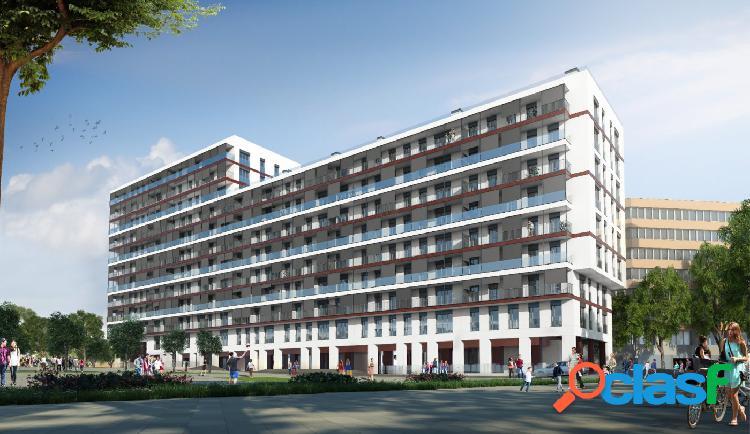 Promoción de OBRA NUEVA edificio de viviendas