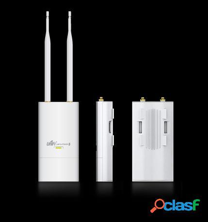 Punto de acceso unifi 802.11n para exteriores a 5ghz
