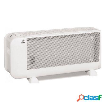 Radiador de mica fm bm-15 - 1500w - 2 potencias - calor por