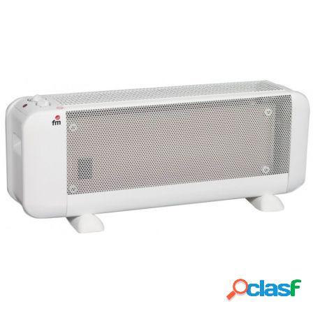 Radiador de mica fm bm-20 - 2000w - 2 potencias - calor por