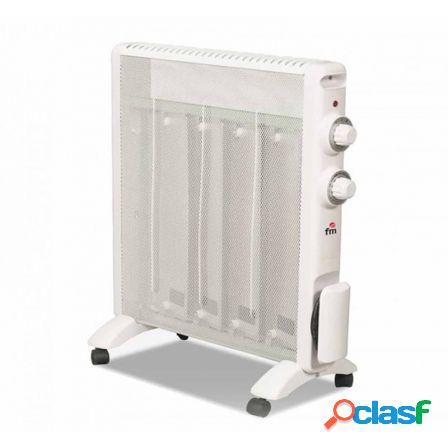Radiador de mica fm rs-15 - 1500w - 2 potencias - calor por