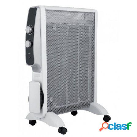 Radiador de mica orbegozo rmn 2075 - 2 potencias calor