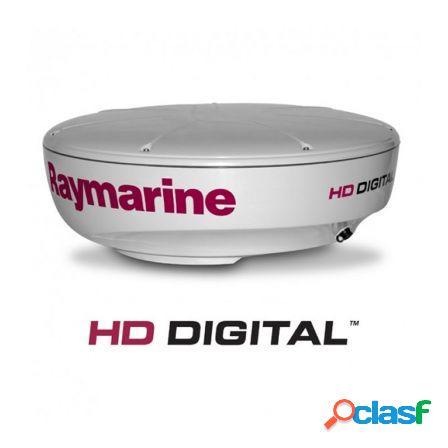 "Radome hd digital 18"", 4kw, 48mn, sin cable"