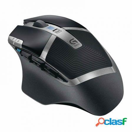 Raton gaming inalambrico logitech g602 - 12000 dpi -