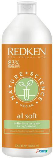 Redken Nature + Science Champú Suavizante para Cabello seco