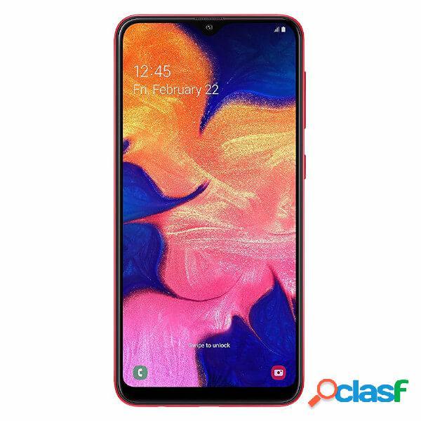 Samsung galaxy a10 2gb/32gb rojo dual sim a105