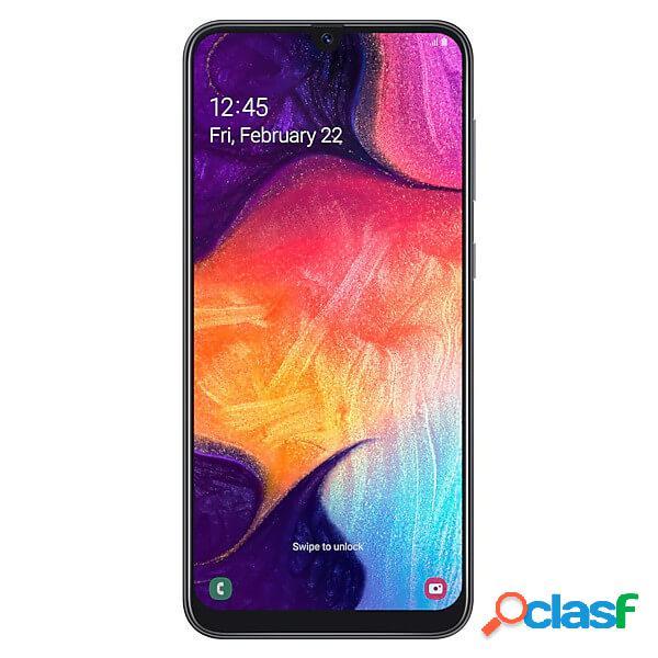 Samsung galaxy a50 sm-a505fn 4gb/128gb negro dual sim