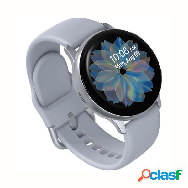 Samsung galaxy watch active 2 40mm plata (cloud silver) r830