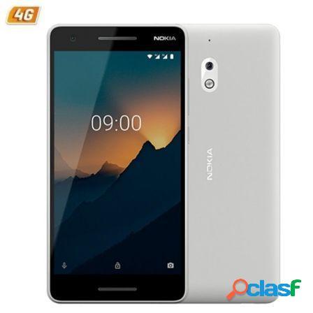 "Smartphone movil nokia 2.1 silver grey - 5.5""/13.97cm -"