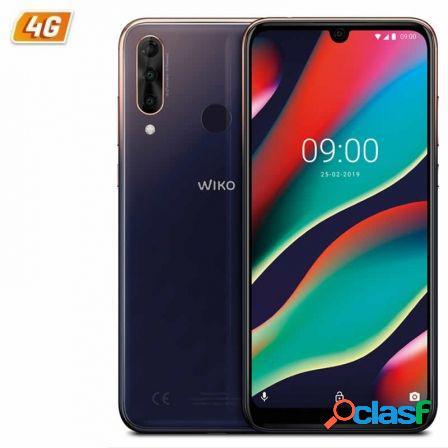 "Smartphone movil wiko view 3 pro nightfall - 6.3""/16cm fhd+"
