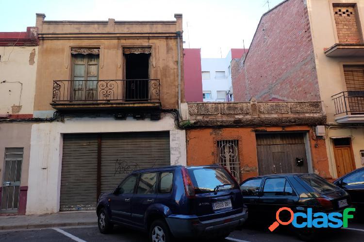 Solar en Mislata en la Calle Marcelino Oreja
